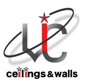 VIC Ceilings Logo